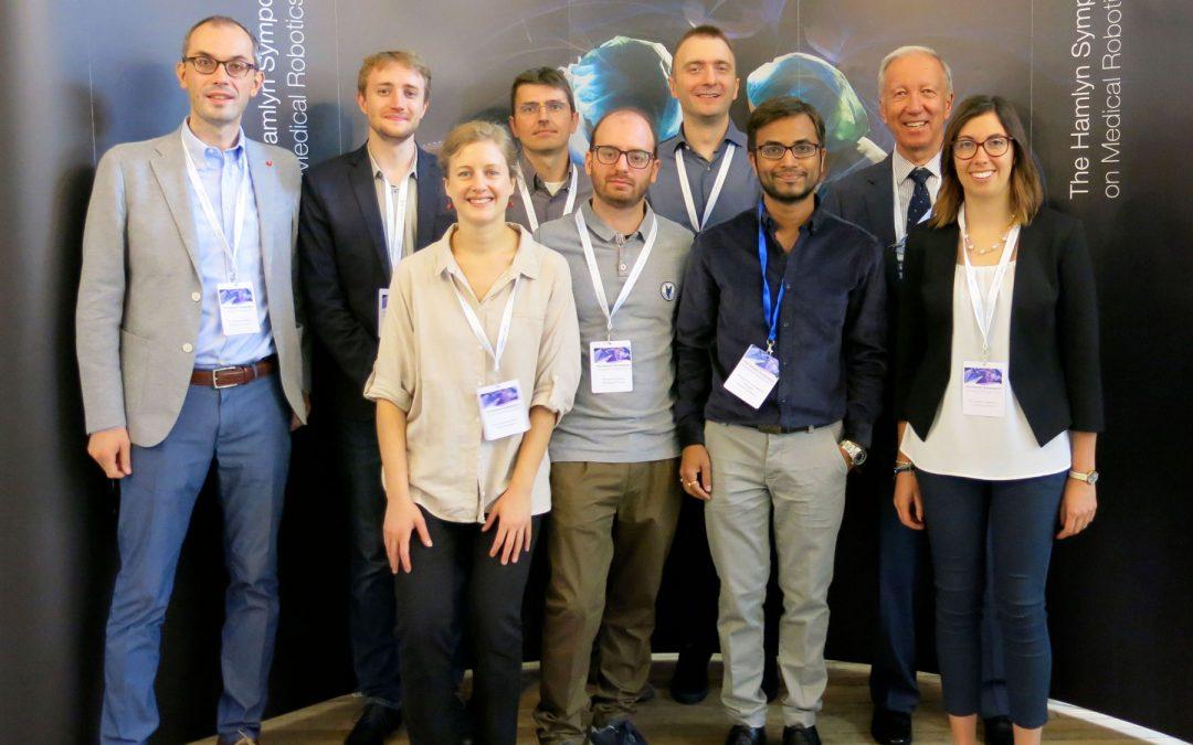 Workshop at the Hamlyn Symposium on Medical Robotics