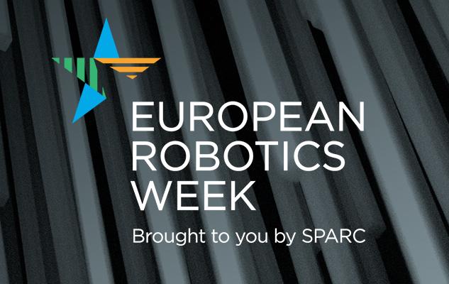 European Robotics Week 2019