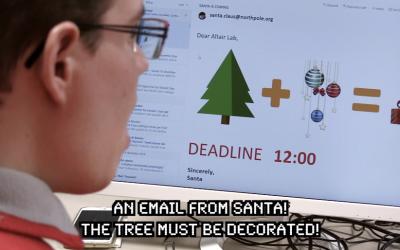 ALTAIR Christmas Video 2019