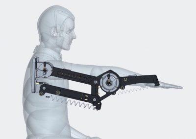 Progettazione di un'ortesi robotica per l'arto superiore con controllo mioelettrico e indirizzata a soggetti con debolezza muscolare