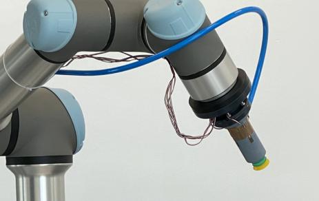 """Living Lab per il progetto """"Integrazione di sensori di contatto low-cost"""""""